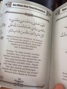 buku doa
