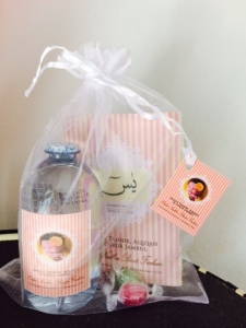 set doorgift aqiqah